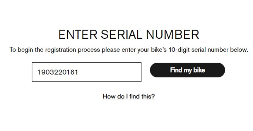How to find serial number 2