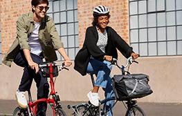 Brompton Bicycle Model Year 2021